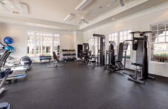 Walton Centennial Fitness Center, Roswell GA