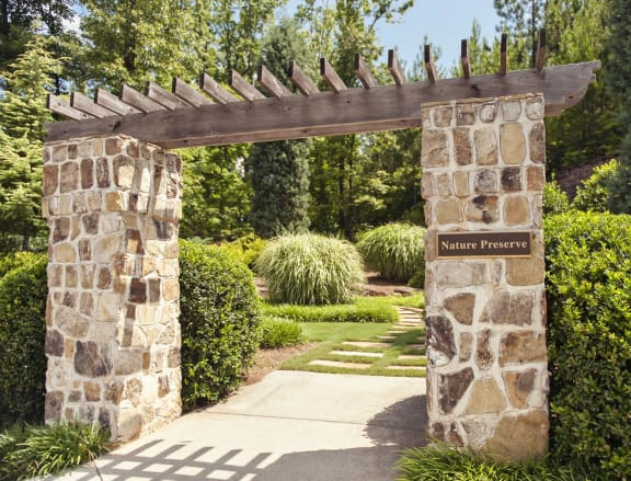 Walton Centennial Nature Preserve, Roswell GA