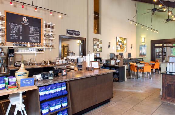 Walton on the Chattahoochee Coffee Shop, Atlanta GA