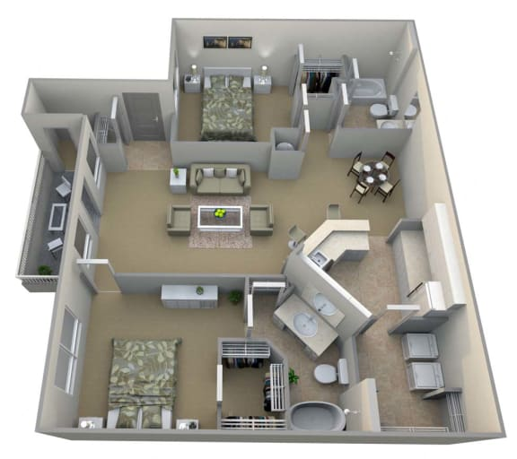 Briarwood Floor Plan Layout