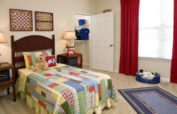 Walton Village Model Bedroom