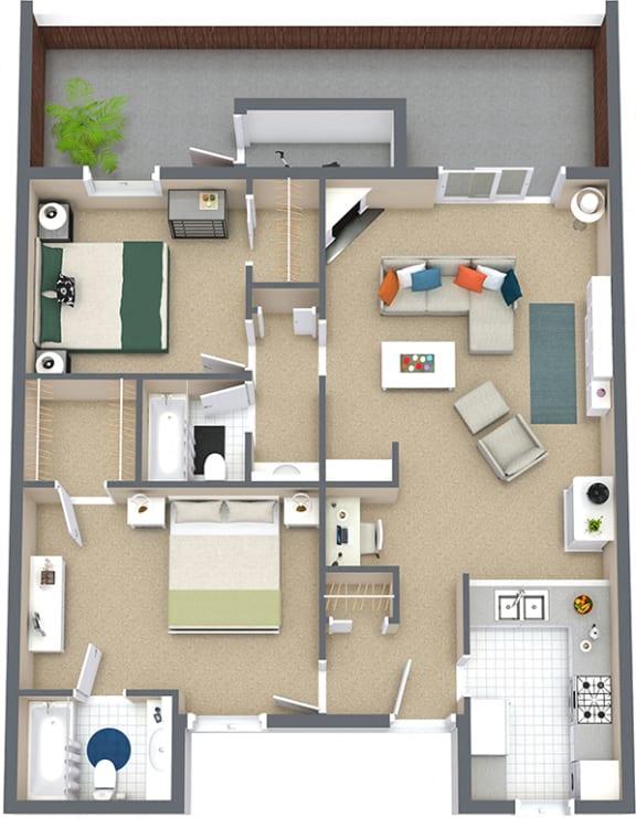 Floor Plan  FLORIDAN