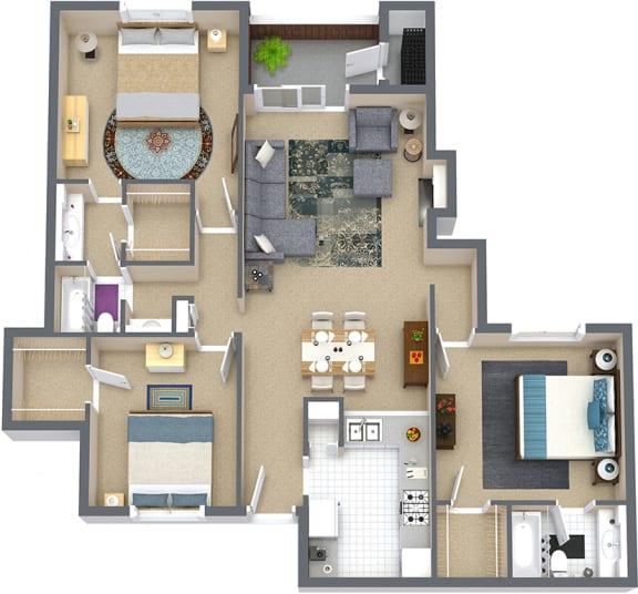 Floor Plan  GEORGIAN