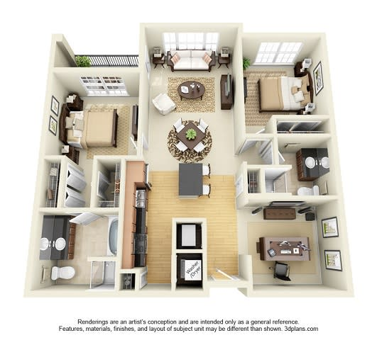 Floor Plan at The Ridgewood by Windsor