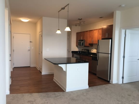 Spacious Kitchen at The Ridgewood by Windsor