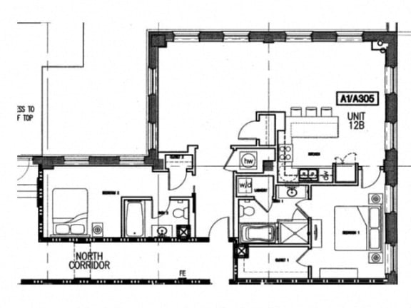 Floor Plan  Metropolitan Luxe