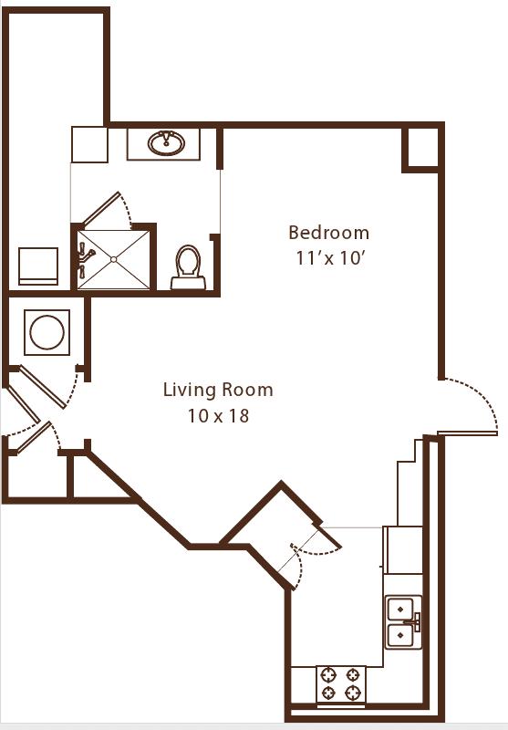 Floor Plan  Commuter 2