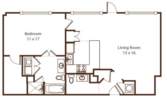 Floor Plan  Soho 6