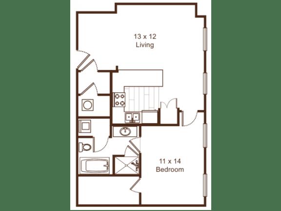 Floor Plan  Transit 12