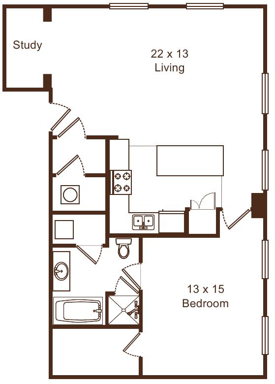 Floor Plan  Transit 16