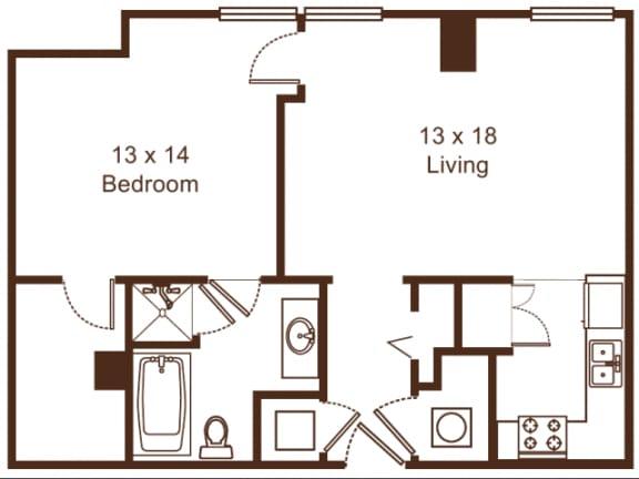 Floor Plan  Transit 17