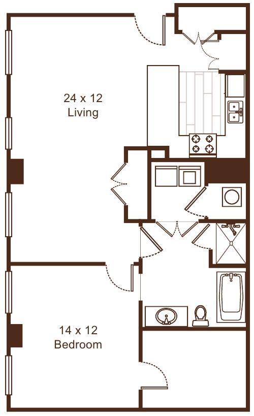 Floor Plan  Transit 18