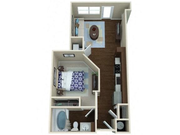 Floor Plan  Alder
