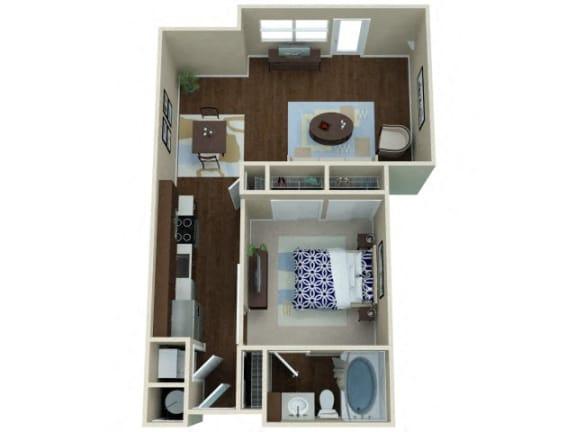 Floor Plan  Balsam