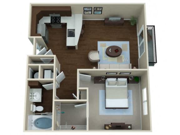 Floor Plan  Beech