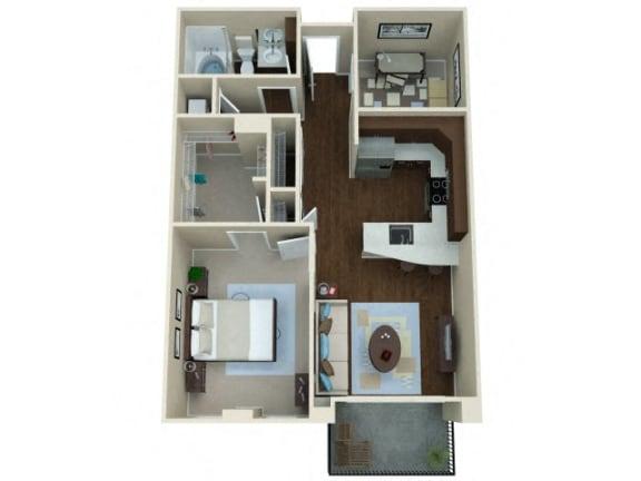 Floor Plan  Eucalyptus