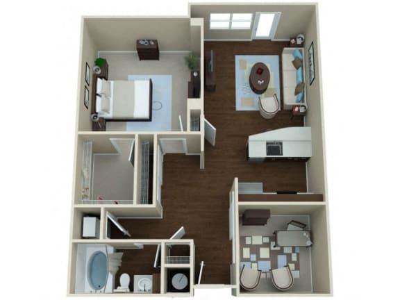 Floor Plan  Jacaranda