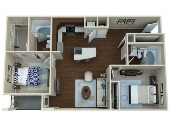 Floor Plan  Larkspur