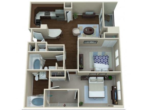 Floor Plan  Osage