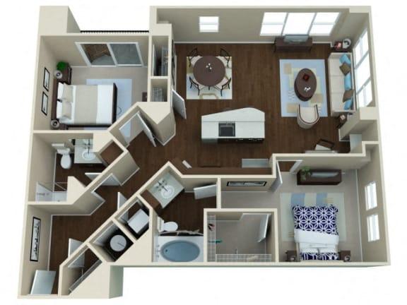 Floor Plan  Sorrel