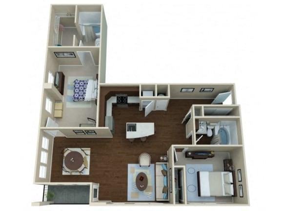 Floor Plan  Spirea