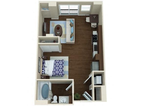 Floor Plan  Trillium