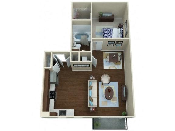 Floor Plan  Wintergreen