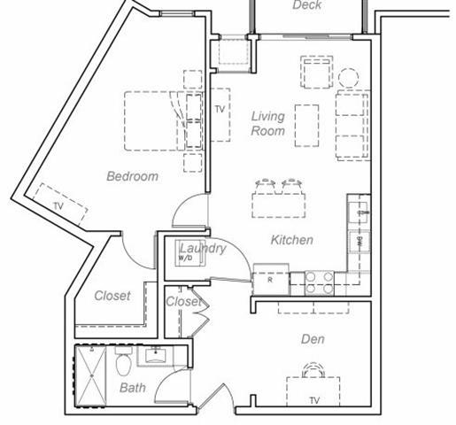 Floor Plan  Gideon-G Floor plan at Overlook on the Creek, Minnetonka, 55305