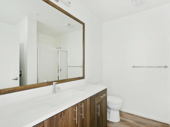 Spacious Bathroom at The Whittaker