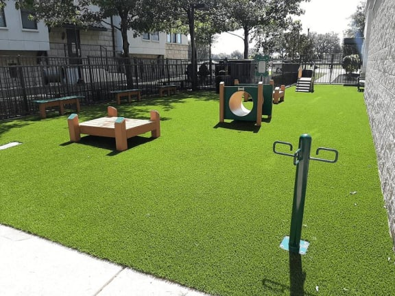 Park For Your Pets at ALARA Uptown, Dallas