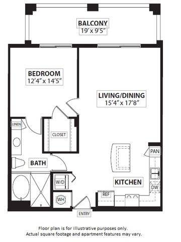 Floor Plan  Floorplan at Windsor at Doral,4401 NW 87th Avenue, Miami,FL