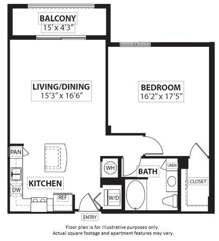 Floor Plan  Floorplan at Windsor at Doral,4401 NW 87th Avenue, FL