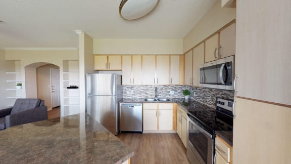 One Bedroom Apartment Homes at The Club of the Isle, Texas, 77554