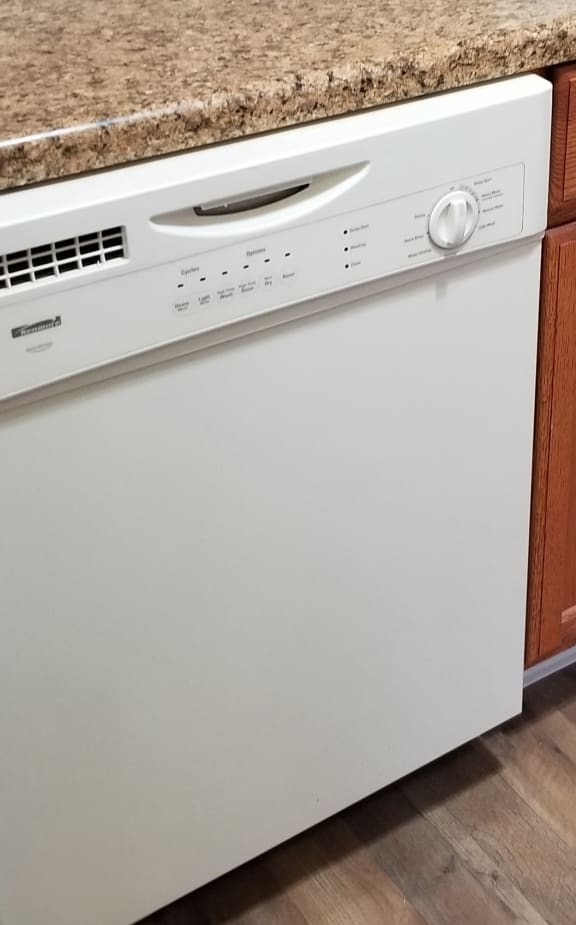 Washer/Dryer at Candlewyck Apartments, Kalamazoo, Michigan