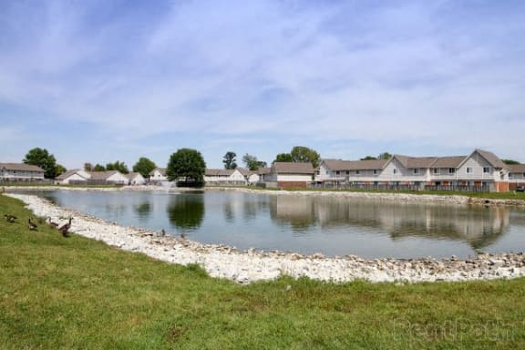 Lake View at Country Lake Townhomes, Indianapolis, IN, 46229
