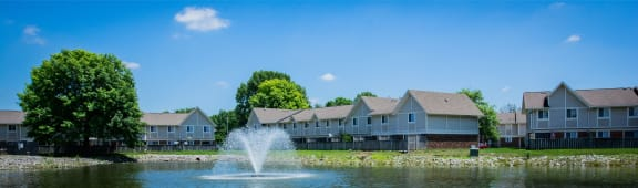 Country Lake at Country Lake Townhomes, Indianapolis, IN