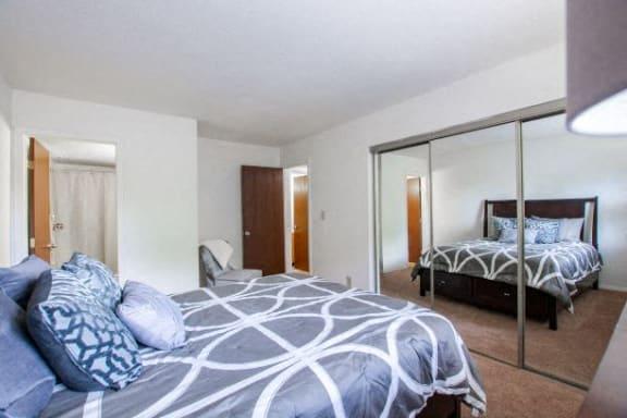 Large Closets at Lake Marina Apartments, Indianapolis, IN, 46229