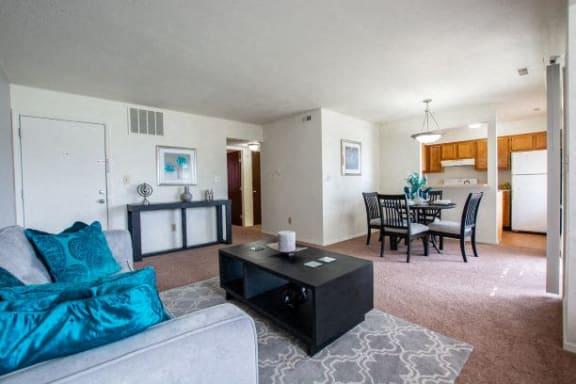 Spacious Floor plans at Lake Marina Apartments, Indianapolis, 46229