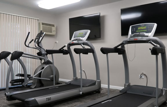 24 hour Fitness Center at Westmore Apartments, Lombard, 60148