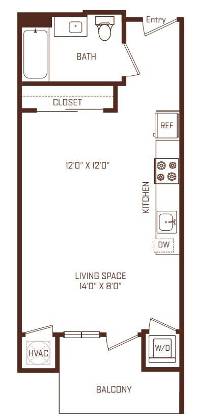 A3A floorplan