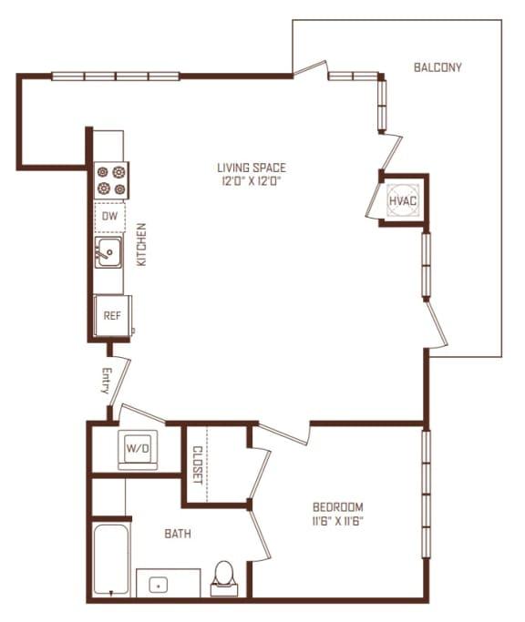 B11 floorplan