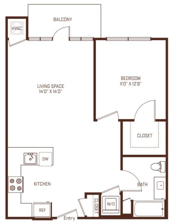 B8 floorplan