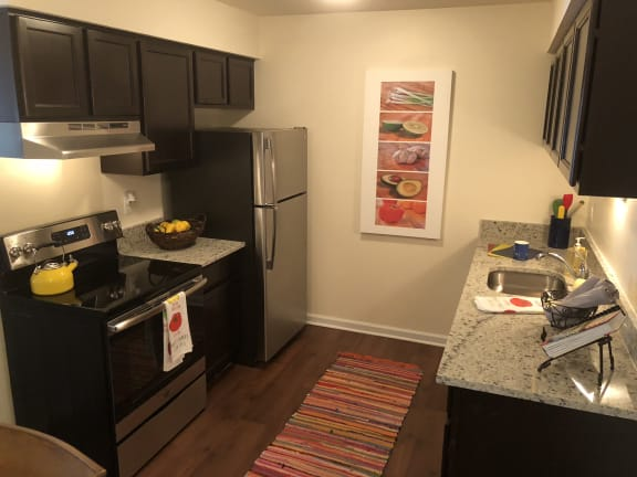 Twilight Upgrade at Lakeside Village Apartments, Clinton Township, MI