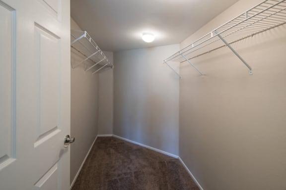 Large closet at Legends at Rancho Belago, 13292 Lasselle St., California
