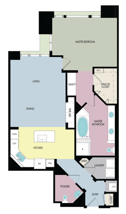 Floor Plan  Ashton