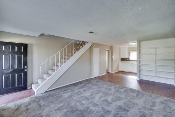 Luxurious Hallway at Highlander Park Apts, California, 92507