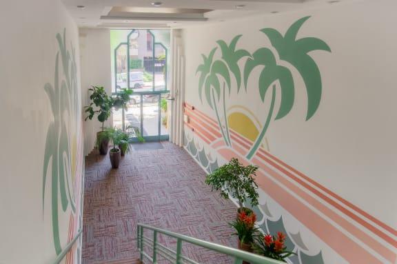 Comfortable Apartments at La Vista Terrace, Hollywood, 90046