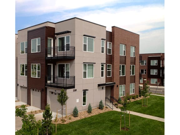 Apartment Homes With Balcony at Cycle Apartments, Ft. Collins, 80525