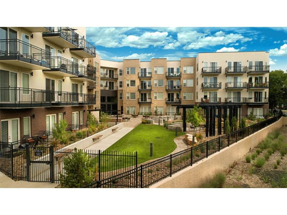 Resort Style Community at Cycle Apartments, Ft. Collins