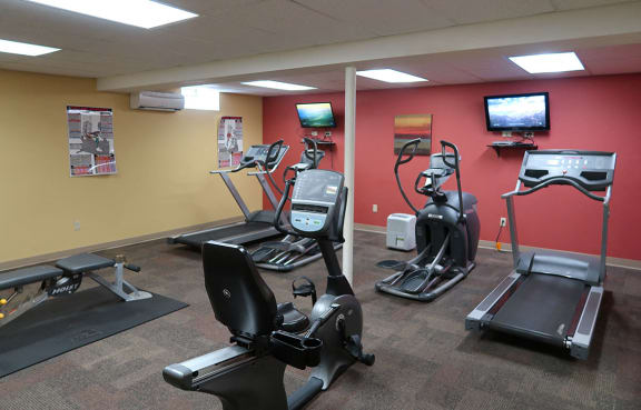 New Fitness Center at Mission Hills Apartments, Franklin, 53132
